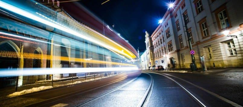 Straßenbahnlinie 708 fährt auf Bewährung