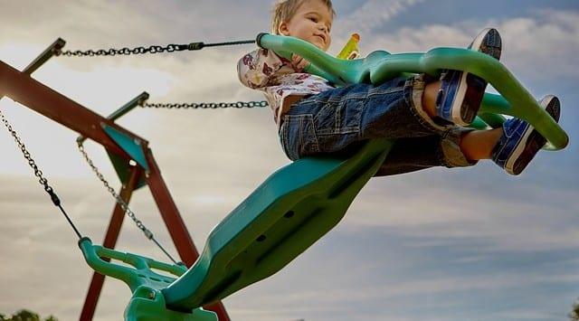 Hellerhof: Spielturm wartet auf Kinder