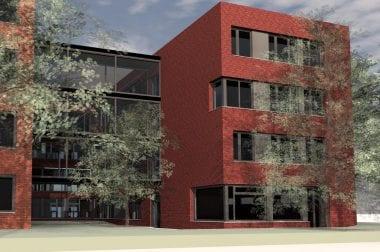 Schulausbau in Oberkassel