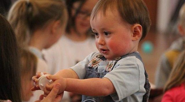 Kinderbetreuung wird kontinuierlich ausgebaut