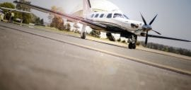 Luegalleefest am 26. August:  Rundflug über Düsseldorf zu gewinnen