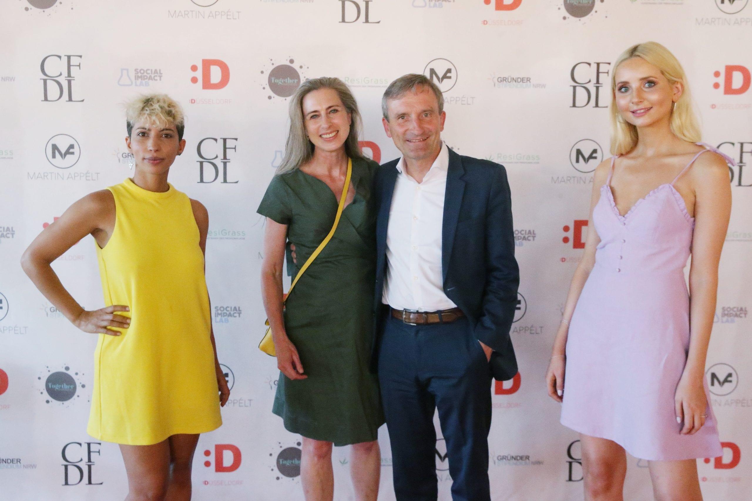 """OB Thomas Geisel bei Pre-Opening von """"Co Fashion Design Lab"""""""