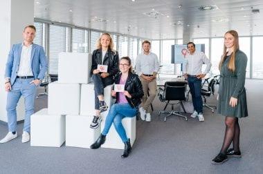 Düsseldorfer Jugendliche gestalten das Banking der Zukunft