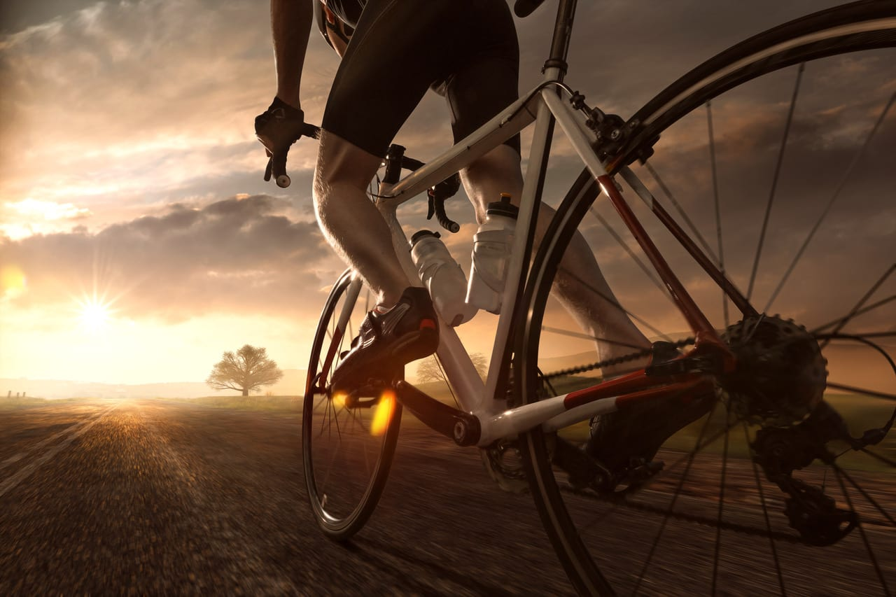 Run aufs Rennrad