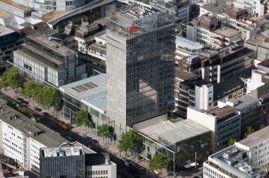 Stadtsparkasse Düsseldorf will bis 2035 CO2-neutral sein